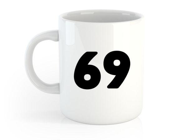 Tasse Sex Stellung 69 - Verschenke intensive Momente